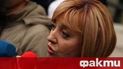 Мая Манолова: Имаме план за България