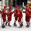 """""""Црвената машина"""" ја исфрли американската репрезентација од светското првенство во хокеј"""
