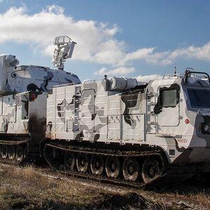 Moćni ruski arktički raketni kompleks Tor-M2DT na vojnim vežbama