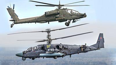 """Američki mediji: Imamo samo AH-64 """"Apache"""", dok Rusi poseduju Mi-28, Ka-52 i Mi-35M"""