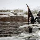 Воени вежби: Руската морнарица го разбива непријателот на арктички остров (ВИДЕО)