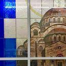 Vitraži s pogledom na Beograd i Novi Sad ukrasili novu metro stanicu Dunavska u Sankt Peterburgu
