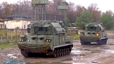 "Raketaši na PVO sistemima ""Tor-M2"" odbili ""masovni napad"" na Kalinjingrad"