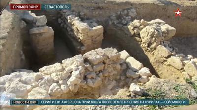 U Sevastopolju otkrivene ruševine obalske baterije iz vremena Krimskog rata
