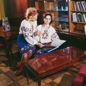 Мебелот што ја обележа советската епоха (ФОТОГРАФИИ)