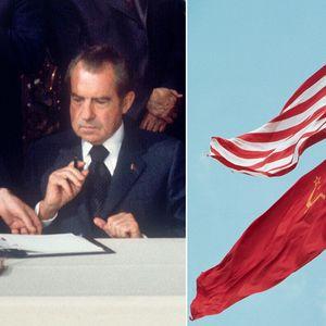 Kada se i zašto nad Kremljom vila zastava Sjedinjenih Američkih Država?