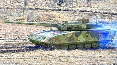 """Armata"" u srpskom stilu: M-20UP1 – neostvareni projekat"