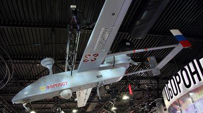 """Ruska bespilotna letelica """"Forpost"""" upotrebila specijalne bombe KAB-20"""
