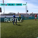 Euro 2020 countdown: UEFA legends face Russia stars in St. Petersburg (VIDEO)