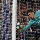 'Welcome to the memes club': Chelsea 'keeper Kepa mocked after scoring own goal with his face in thriller vs Ajax (VIDEO)