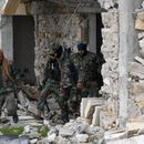 Syrian military helicopter shot down near Aleppo, crew killed – state media