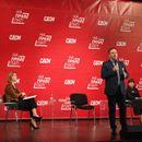 Спасовски на трибина во Охрид: Битката против криминалот и корупцијата нема да ја изгубиме, правда за сите мора да има
