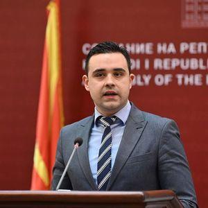 Костадинов: Пратениците да го поддржат законот за одбрана, кој е важен за усогласување со НАТО-стандардите