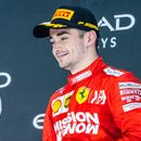 Льоклер запазва 3-ото място, глоба за тима на Ферари