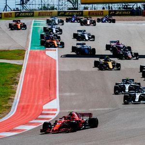 Ферари подари на Райконен болида, с който спечели в САЩ през 2018 г.