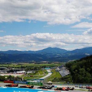 Дъжд през първия уикенд в Австрия, Пирели предоставя различни гуми за двата старта на Ред Бул Ринг