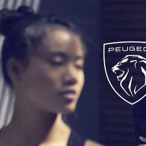 PEUGEOT представи новото лого: герб с величествена лъвска глава.