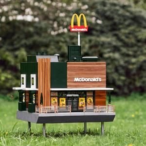 ''Макдоналдс'' откри ресторант за пчели
