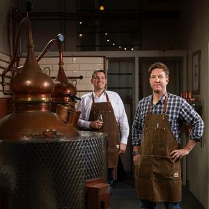 The Willy Wonka of Gin Is Reimagining the Liquor With a Knack for the Unconventional