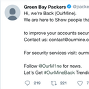 NFL and teams hacked on Twitter, just days before the Super Bowl