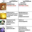 Астро-нумерологична прогноза за 4.04.2020 г.