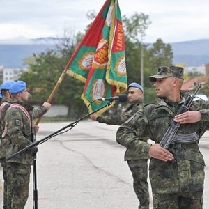 Новоназначени командоси положиха клетва да служат вярно на родината в Пловдив (СНИМКИ)