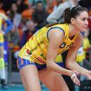 Деси Николова ще доиграе сезона с лидера в Украйна