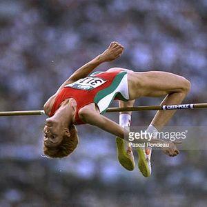 Четвърт век от паметната олимпийска титла на Стефка Костадинова (СНИМКИ И ВИДЕО)