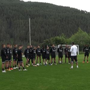 Локомотив направи първа тренировка в Говедарци (ВИДЕО)