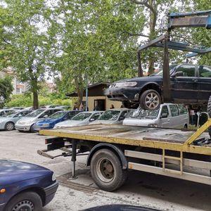 """Репатрираха 17 стари автомобили в район """"Северен"""" (СНИМКИ)"""