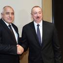 Борисов и президентът на Азербайджан обсъдиха енергийното сътрудничество
