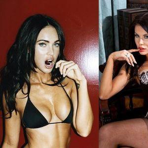 7 световноизвестни жени с двойнички в порното (СНИМКИ)