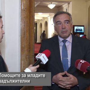 СПЕЦИАЛНО ЗА ДЕБАТИ.БГ, Антон Кутев: Задължително е да се дават повече пари за младите семейства