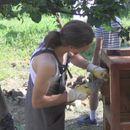 Волонтери од Шпанија, Франција и Италија реновираат куќи во делчевско