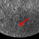 Сателит на НАСА ја сними кинеската лунарна сонда на далечната страна на месечината