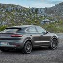 Porsche го претстави Cayenne Coupé(фото)