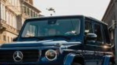 Mercedes најавува електрична Г-класа