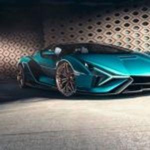 """Најновиот """"Lambo"""" стана уште попривлечен, запознајте го """"Lamborghini Sián Roadster"""""""