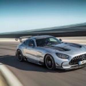 """Новиот ѕвер на """"Mercedes"""": """"AMG GT Black Series"""" со 730 """"коња"""""""
