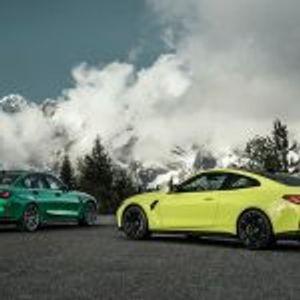 """Први фотографии од новите """"BMW M3"""" и """"M4"""" (ФОТО)"""