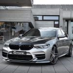 """BMW M5"" одговoри на ""ракетата"" на ""Brabus"" (ФОТО/ВИДЕО)"