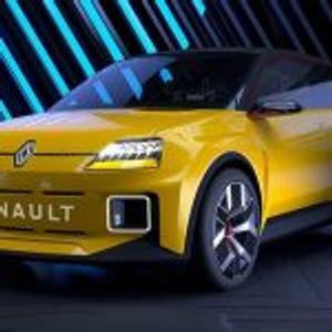 """Враќање на легендата: Пристигнува новиот """"Renault 5"""" (ФОТО/ВИДЕО)"""