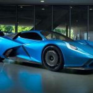 """Ова е најмоќниот електричен автомобил во светот, помоќен од """"Rimac""""! (ФОТО/ВИДЕО)"""