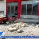 Серија земјотреси во Грција, урнати згради и други објекти(ВИДЕО)