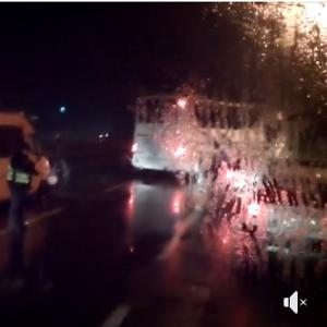 Тргнале на протест, од полицијата претресувани како терористи (ВИДЕО)
