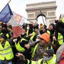 Жолта револуција: Солзавец и 5.000 полицајци и жандарми против 8.000 демонстранти во Париз