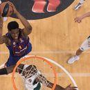 Барса со петта победа по ред во Евролигата