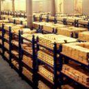 Њујоршка берза: Падна цената на златото, првпат по двомесечниот раст