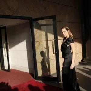 """Пријовиќ со """"шлиц до папок"""" се појави на свадбата кај братот на Ана Ивановиќ"""