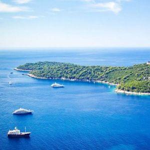 Мистерија на островот Локрум во близина на Дубровник: Никој не сака да преспие таму